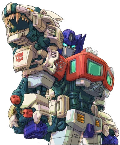 Transformers, Zoids: Wait, what?