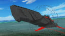 Homeworld, Strike Witches: The end boss from the new Strike Witches movie looks like a Homeworld 2 Vaygr carrier. Hot.