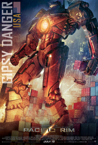 Pacific Rim: Gypsy Danger