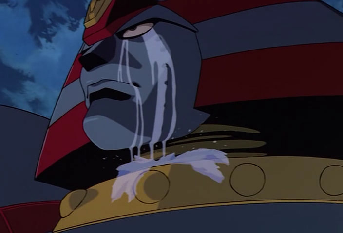 Giant Robo: Seriously, this is like the best anime ever