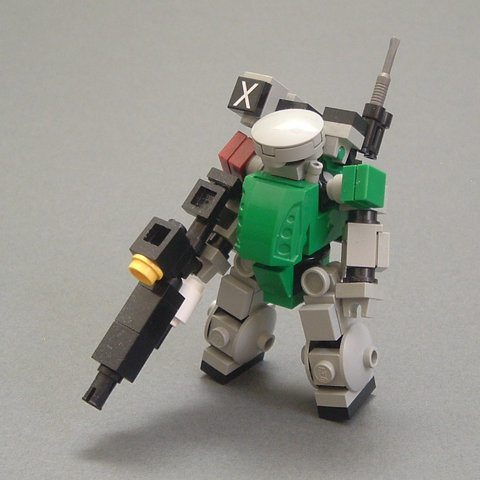 Lego: I love tiny little deisgns like this