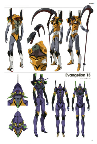 Evangelion: Seriously, I've waited long enough, hurry the hell up