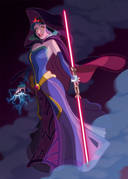 Star Wars: Disney Princess Jedi