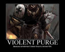 Warhammer 40k: Its kind of fucked up that the coolest shit we do as a society is violent
